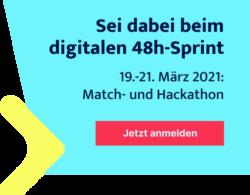 Anmeldung digitaler Sprint Update Deutschland