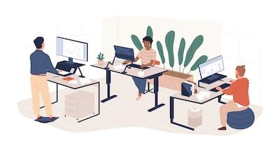 digitale Umgebung für Mitarbeitende durch Citrix