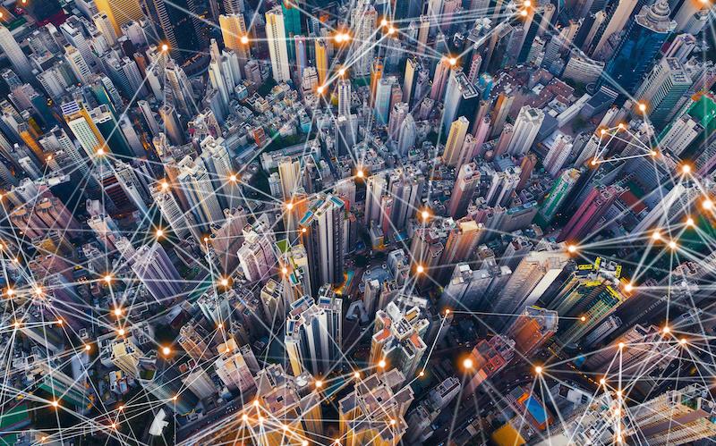 Smart City als Lösung gegen den urbanen Kollabs