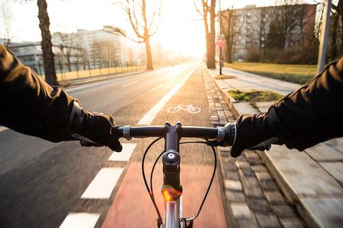 Pop-Up Fahrradwege